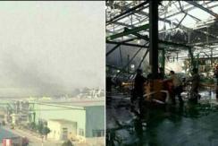 广东佛山一工厂发生爆炸 17死20伤