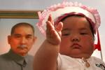 外国摄影师拍中国儿童