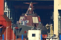 第6艘052D舰出厂 总数已与052C相当