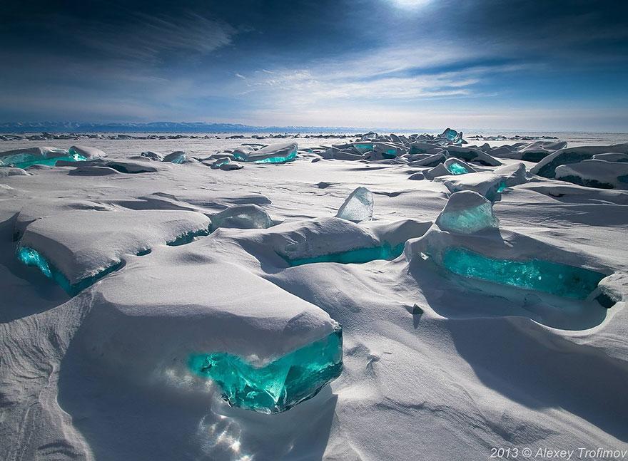 俄罗斯贝加尔湖