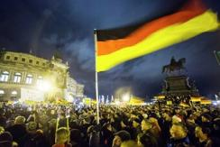 德国再次爆发反移民排外游行