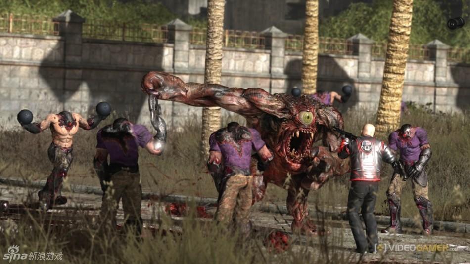 《英雄萨姆3》游戏画面