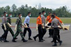 印尼发现亚航失事客机黑匣子信号