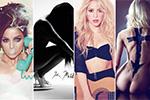 2014最性感15张专辑封面