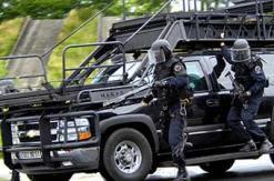 解密处理巴黎恐袭事件法宪兵特种部队