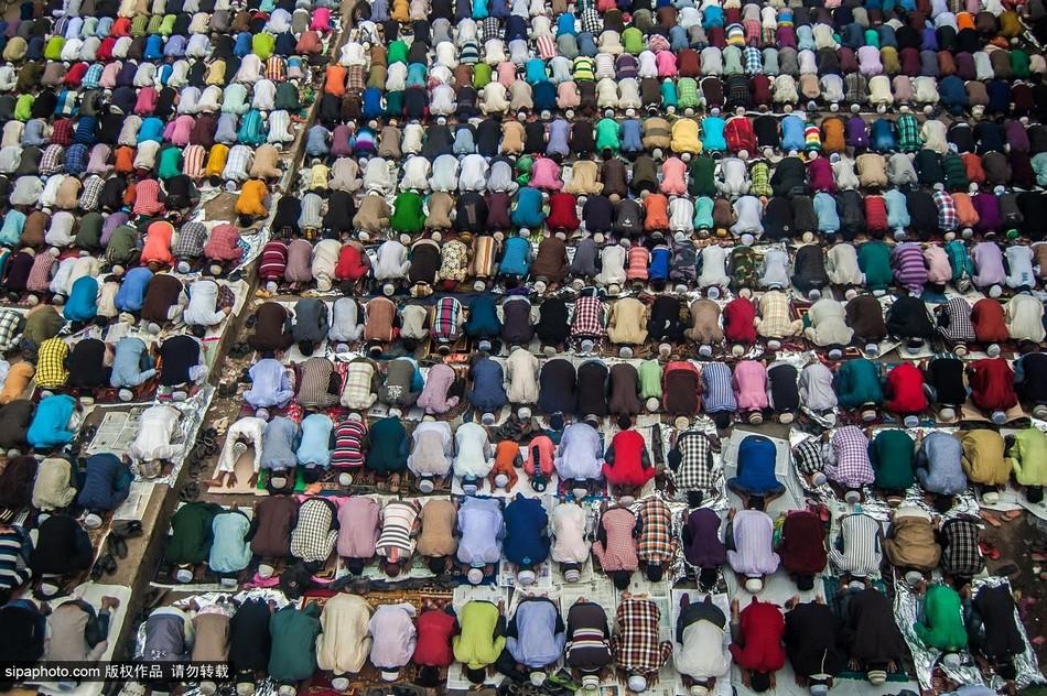 孟加拉/孟加拉穆斯林谴责巴黎恐怖袭击案(3/8)