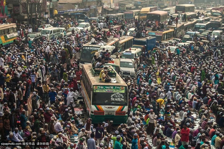 孟加拉/孟加拉穆斯林谴责巴黎恐怖袭击案(5/8)