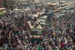 孟加拉国穆斯林祷告谴责巴黎恐袭案