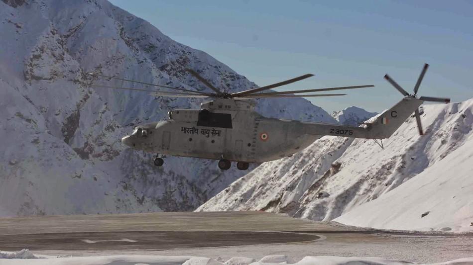 印度正升级中印边界国防设施 准备增强兵力部署