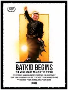 德鲁•舒赞将为《小蝙蝠侠出击》设计海报