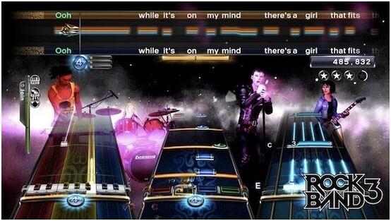 《摇滚乐队3》新DLC发布 包含三首单曲