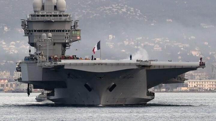 法国延长在伊拉克军事介入 已向中东派遣航母