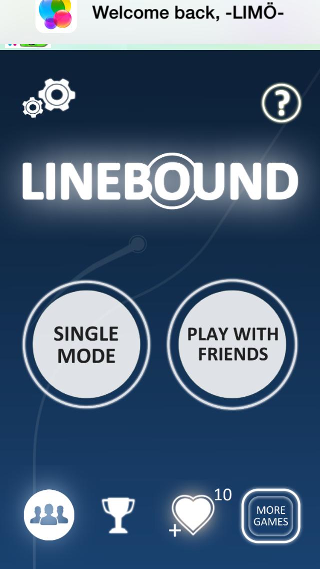 《穿越界限 Linebound》游戏截图