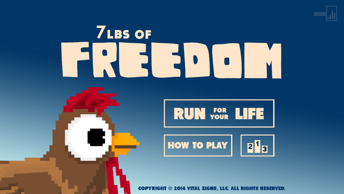 《7lbs of Freedom》游戏截图
