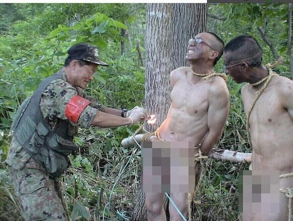 日本自衛隊凌辱丑聞頻發 手段變態遭批垃圾部隊