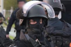 法公布警方解救犹太杂货店人质视频画面