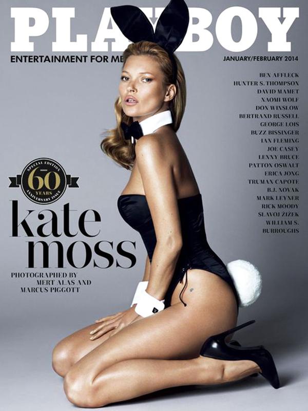 盘点超模凯特·莫斯经典封面照
