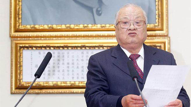 习近平电贺朱立伦当选中国国民党主席