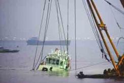 长江沉船致22人遇难 8人系外籍