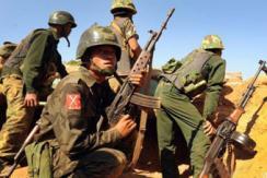 缅北战事全面升级 数百中国人被困战区