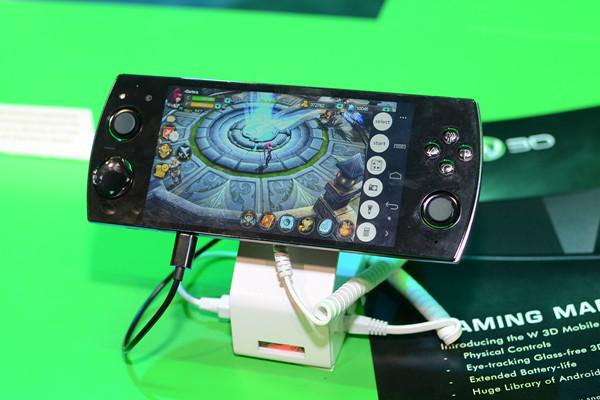 苹果急了:欲将home键变摇杆 游戏手机成趋势