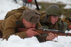 圣彼得堡纪念列宁格勒突围72周年