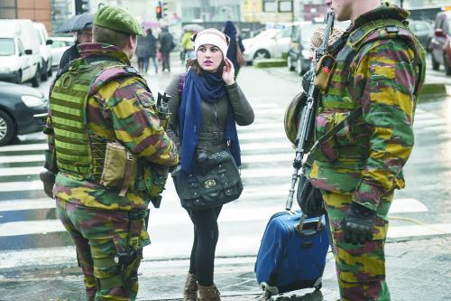 恐怖分子防不胜防 全欧洲忧心谁是下个恐袭目标