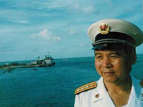 殷殷情牵西沙之专访海军少将赵胜堂