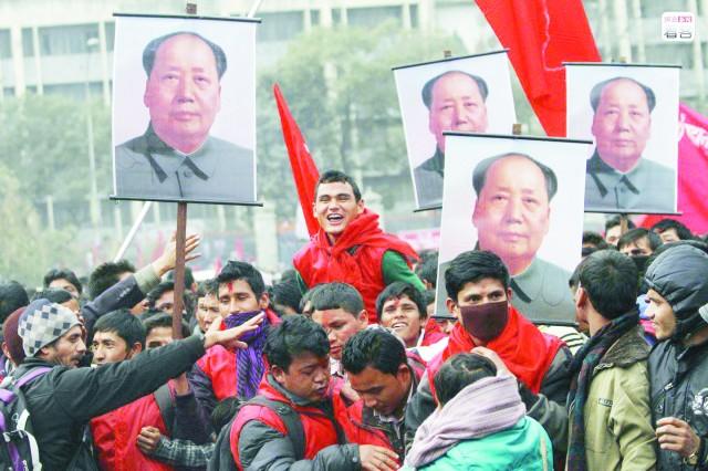尼泊尔人视毛泽东为偶像 谈毛泽东主义令记者羞愧【组图】 - 春华秋实 - 开心快乐每一天.春华秋实