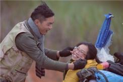 男子带患病女友骑行全国:向心的方向