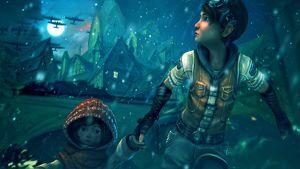新冒险游戏《沉寂:风语世界2》将登陆PS4平台
