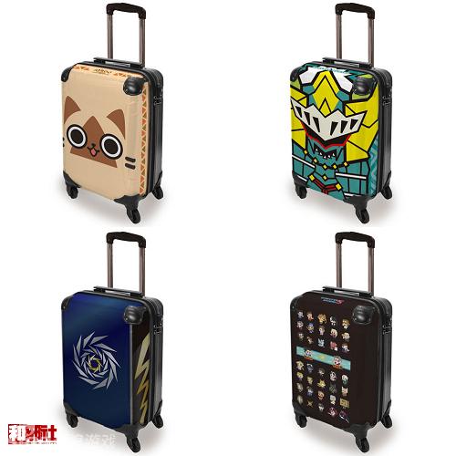 CAPCOM游戏旅行箱