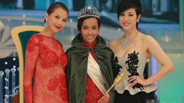 中华小姐总决选 悉尼选手蔡美霆爆冷夺冠