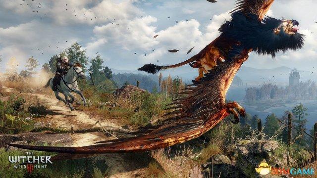 《巫师3:狂猎》三大平台画质比拼 PC版画面最强悍