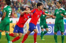 亚洲杯半决赛:韩国2-0伊拉克
