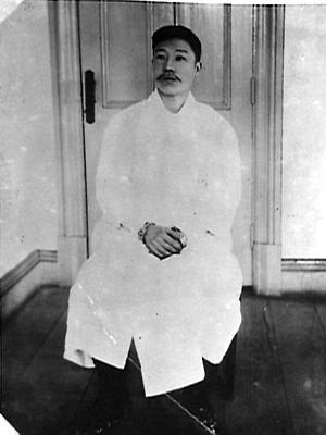 揭秘1909年安重根刺杀伊藤博文
