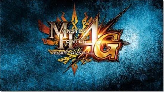 《怪物猎人4G》全素材武器介绍
