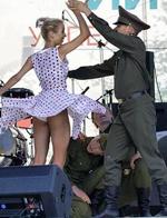 外国军队中那些令人笑喷的瞬间