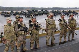 台军特种部队全套装备山寨美军