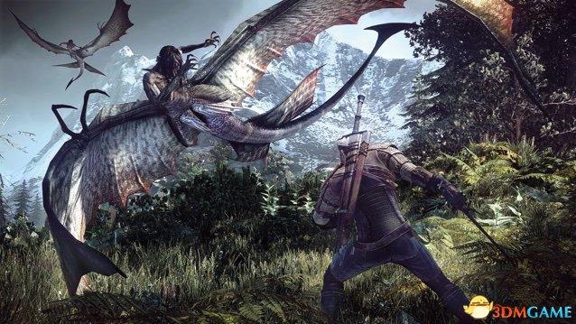 《巫师3》最新情报 游戏中战斗动画超过百种无重复