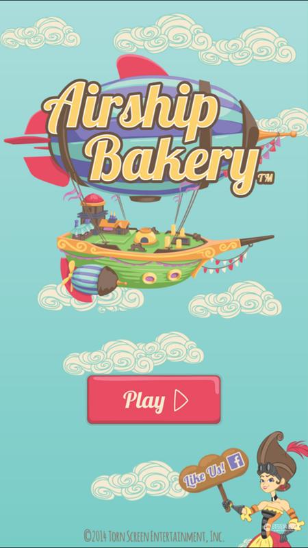 《Airship Bakery》游戏截图