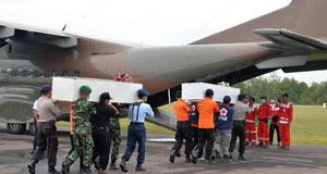 印尼确认找到亚航失联客机