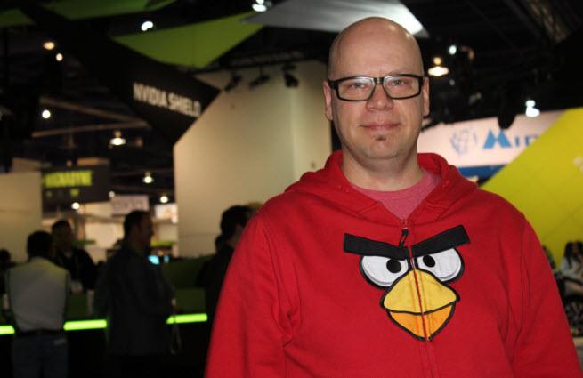 Rovio游戏业务执行副总裁宣布离职