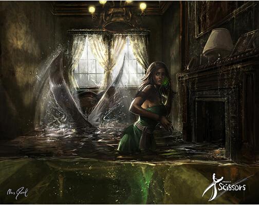 《咒怨》导演与《钟楼》制作者合力开发新恐怖游戏