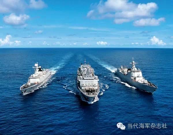 海军最强支队如何成为大国名片