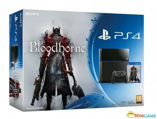 西班牙亚马逊曝出《血源》PS4捆绑套餐 售价439欧元