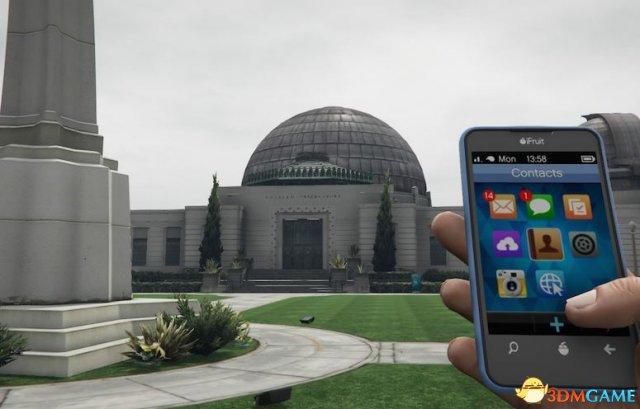 虚实难分 《GTA5》Los Santos vs 洛杉矶现实画面
