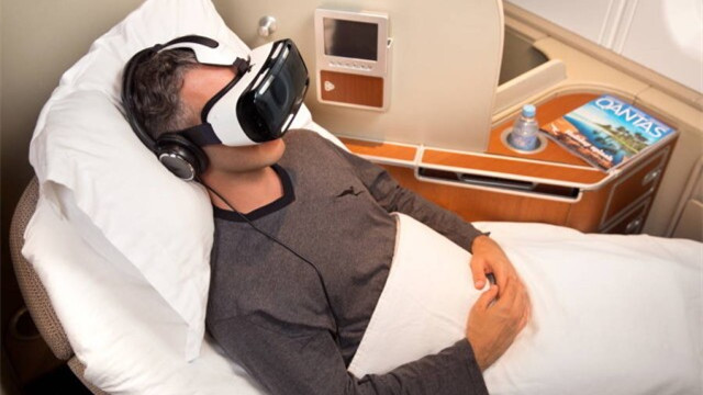 澳航将为头等舱乘客提供三星GearVR虚拟现实服务