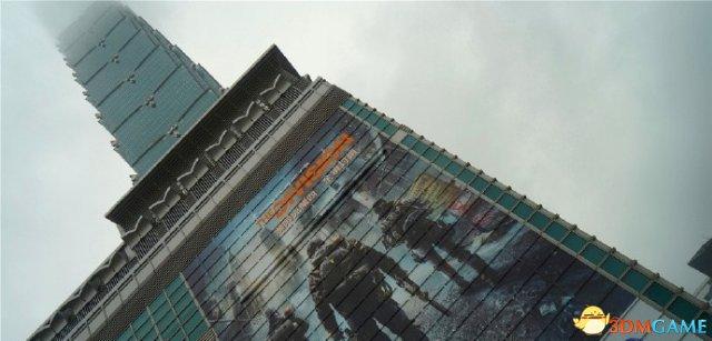 育碧宣传全境封锁中文版很卖力 挂横幅开卡车宣传