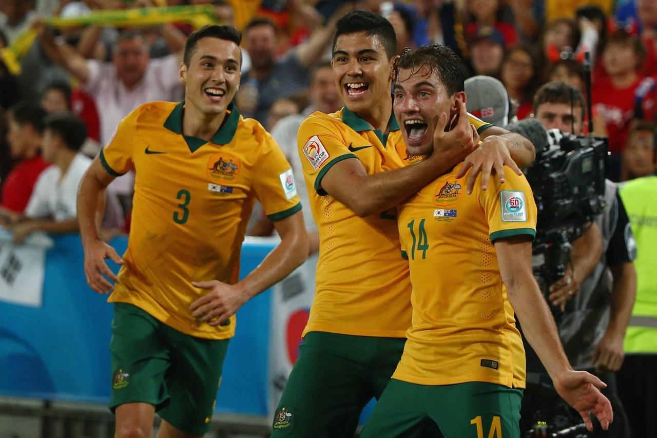 亚洲杯决赛:澳大利亚2-1韩国